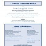 2. COMBO'79-Brunch 24.3.18